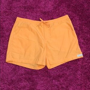 Columbia shorts size large